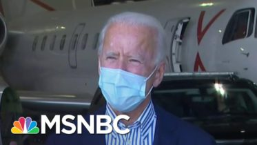 Biden: You Will Know My Opinion On Court-Packing 'Minute Election Is Over' | Ayman Mohyeldin | MSNBC 4