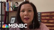 'The Real Danger Is Trump': Duckworth On Trump Blaming Gold Star Families For Infection | MSNBC 4