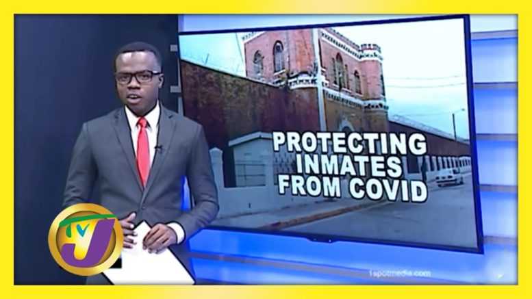 Protecting Inmates from Covid - October 7 2020 1