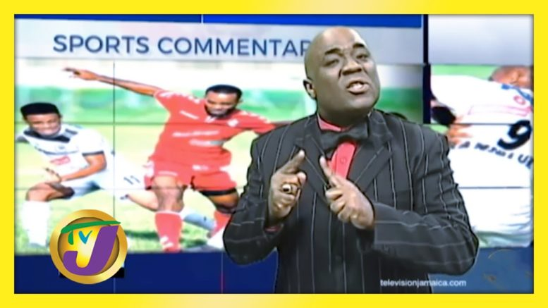 TVJ Sports commentary - October 7 2020 1
