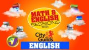 City & Guilds English 9AM-9:40AM | Educating a Nation - October 8 2020 5