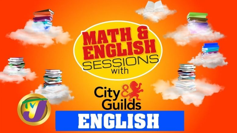 City & Guilds English 9AM-9:40AM | Educating a Nation - October 8 2020 1