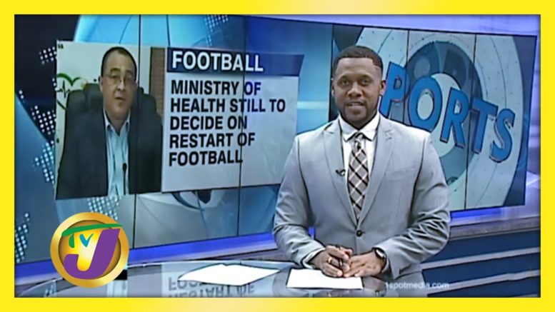 MOH to Decide on Restart of Football - October 7 2020 1