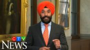 Many benefits behind new electric vehicle investment: Minister Navdeep Bains 3