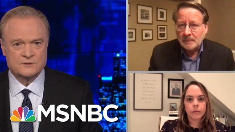 Michigan Sen. Peters To Trump: 'Words Matter.' | The Last Word | MSNBC 1