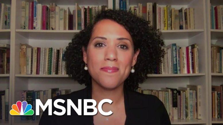Caroline Randall Williams On Sen. Harris' Historic Debate Performance | The Last Word | MSNBC 1