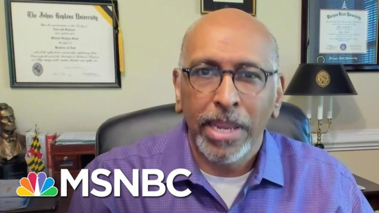 Fmr. RNC Chairman: 'Trump Eschewed Any Opportunity America Could Have For Sympathy For Him' | MSNBC 1
