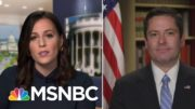WH Press Official Repeatedly Pressed Over Date Of Trump's Last Negative Covid Test | MSNBC 4