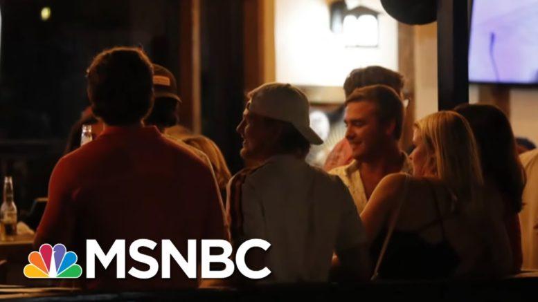 FL Residents Take The Reins As Gov. DeSantis Lifts All Coronavirus Restrictions   MTP Daily   MSNBC 1