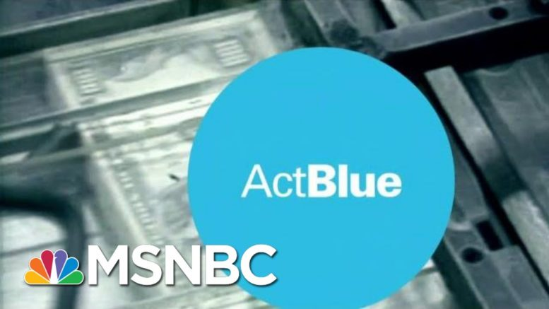 ActBlue Raises $3.8B For Over 21,000 Dem Candidates, Committees & Organizations | MTP Daily | MSNBC 1