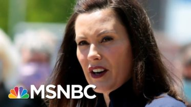 Gov. Whitmer Calls Trump 'Complicit' Because Of His Rhetoric After Kidnapping Plot Revealed | MSNBC 6