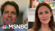 Virtual Bus Tour Highlights The Biden-Harris Plan For Early Childhood Education | MSNBC 2