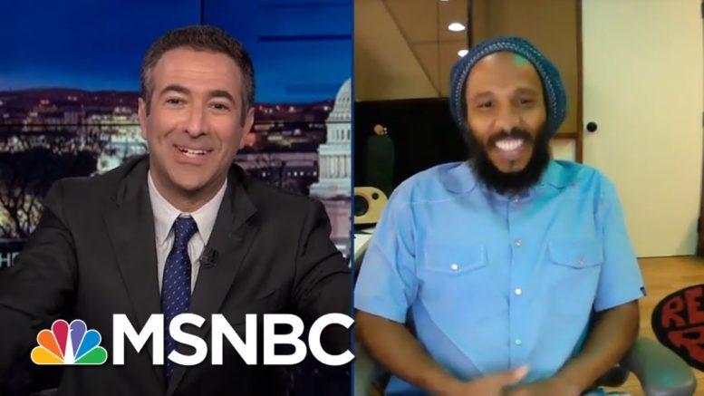 Trump-Era Protests Echo Movements From Jim Crow To Bob Marley: Ziggy MarleyIn2020   MSNBC 1