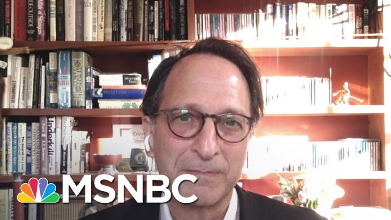 Weissmann Thinks We Could See Trump Self-Pardon If He Doesn't Win Reelection | Deadline | MSNBC 1