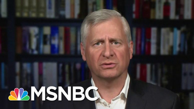 Jon Meacham Believes That Trump Allies Will Separate Themselves From Him Come November   MSNBC 1