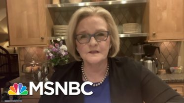 McCaskill: We Can See 'Cracks In The Very Firm Foundation' Of Trump's GOP 'Minions' | All In | MSNBC 10