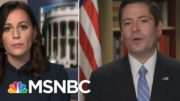 Why Won't The White House Reveal The Date Of Trump's Last Negative Test? | All In | MSNBC 2