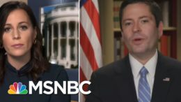 Why Won't The White House Reveal The Date Of Trump's Last Negative Test? | All In | MSNBC 3
