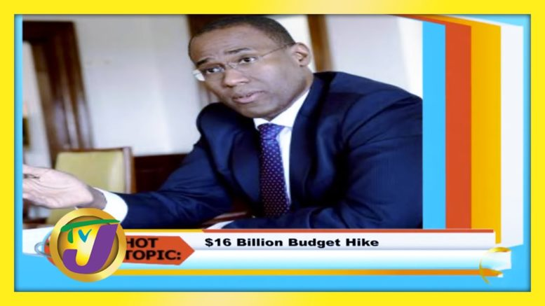 TVJ Smile Jamaica: Hot Topic - October 8 2020 1