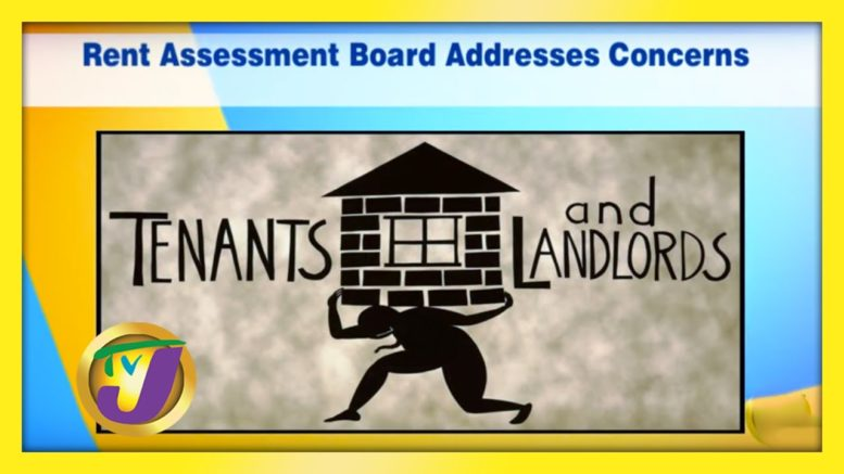 Rent Assessment Board Addresses Concerns - October 8 2020 1