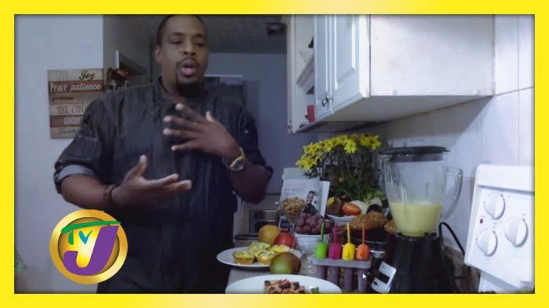 Chef Noel Shows us Energizing Meals - October 8 2020 1