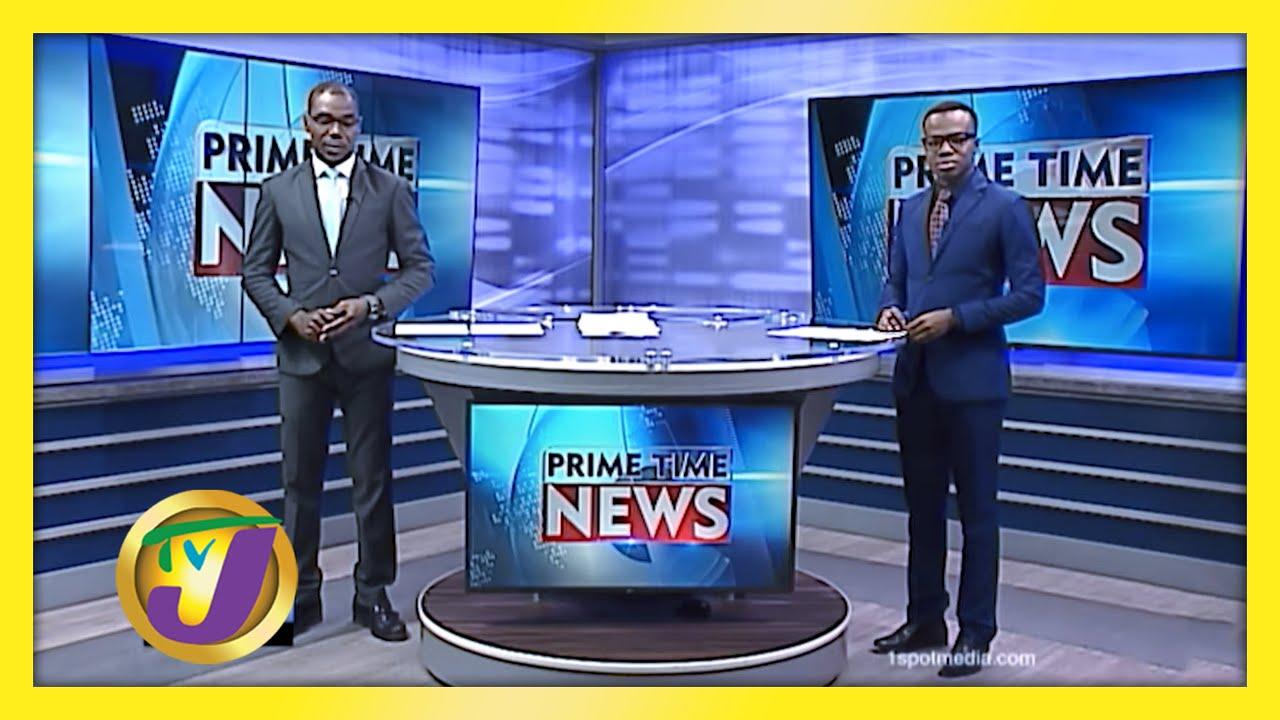 TVJ News: Headlines - October 8 2020 1