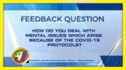 TVJ News: Feedback Question - October 8 2020 2