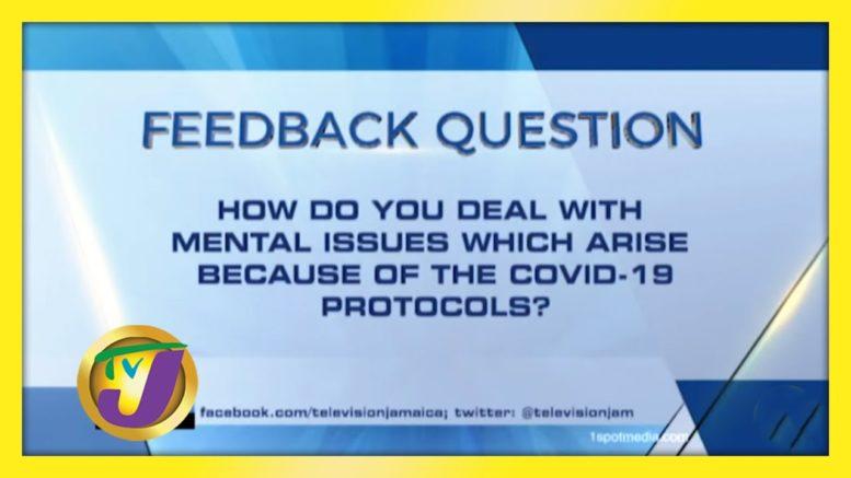 TVJ News: Feedback Question - October 8 2020 1