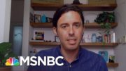 Tim Miller Is 'Sick And Tired' Of Those Expressing Unease About Trump Privately | Deadline | MSNBC 5