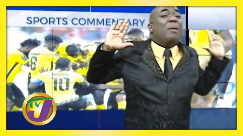 TVJ Sports Commentary - October 8 2020 1