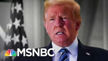Trump Falsely Claims He's Cured And Plans New Campaign Events | The 11th Hour | MSNBC 6