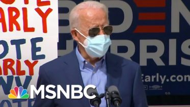 Biden Sounds Alarm On Trump Election Attacks: We Must Win Big | The 11th Hour | MSNBC 6