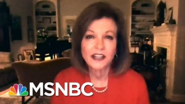 Susan Page On Moderating VP Debate: I'm Still Not Checking Twitter   The 11th Hour   MSNBC 6