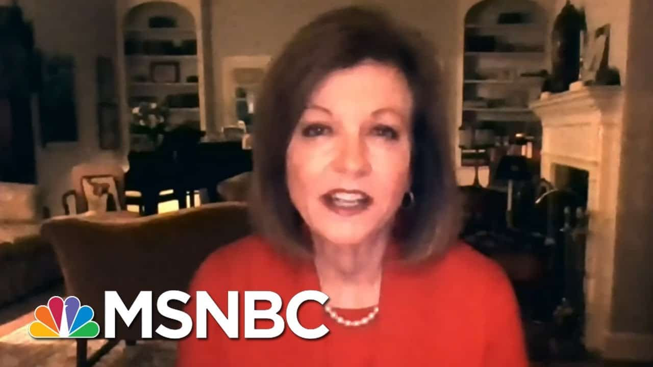 Susan Page On Moderating VP Debate: I'm Still Not Checking Twitter   The 11th Hour   MSNBC 1