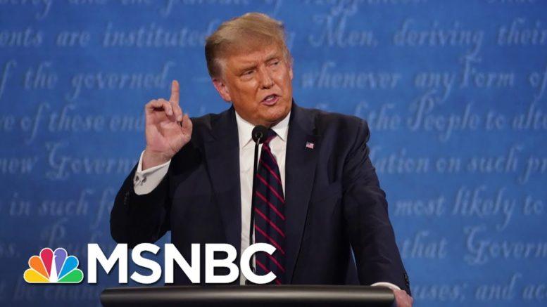 Study: Trump Is 'Single Largest Drive' Of Coronavirus Disinformation   All In   MSNBC 1