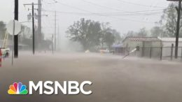 Delta Brings Destruction To TX, LA, and MO Just Weeks After Hurricane Laura | MSNBC 4