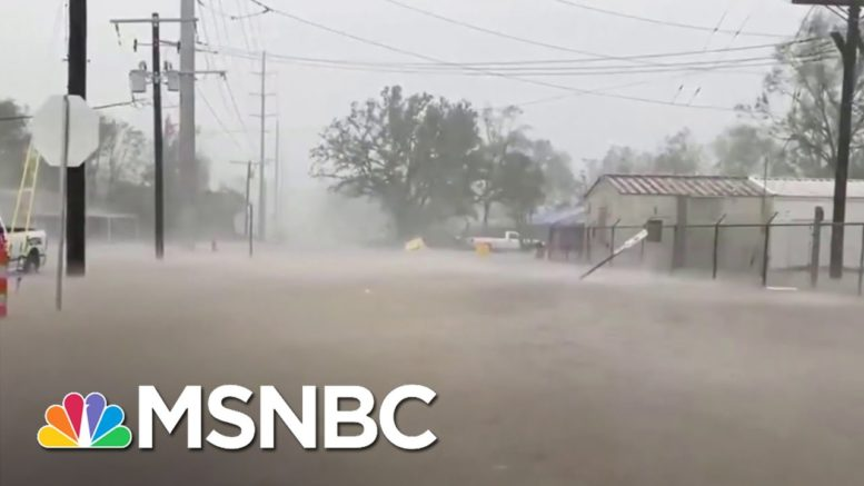 Delta Brings Destruction To TX, LA, and MO Just Weeks After Hurricane Laura | MSNBC 1