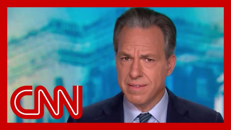 Tapper lays out politicized moves Trump Cabinet is making ahead of election 1