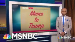 Memo To Trump: 'You Are Uninterested In Actual Peace' | PoliticsNation | MSNBC 6