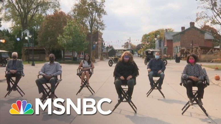 Michigan Voters Discuss The Terrorist Plot Against Gov. Whitmer: 'Absolutely Despicable'   MSNBC 1