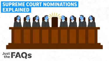 How a Supreme Court justice gets nominated, confirmed, opposed and filibustered | Just The FAQs 6