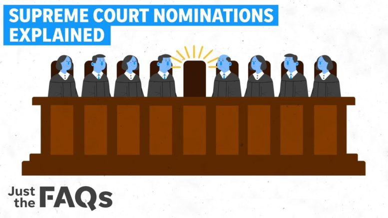 How a Supreme Court justice gets nominated, confirmed, opposed and filibustered | Just The FAQs 1