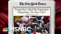 Is Trump's Base As Durable As Once Believed? | Morning Joe | MSNBC 5