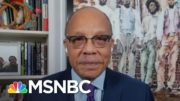 Eugene Robinson's On Trump's Frenzy: 'As Bad As It Is, It'll Be Worse Tomorrow' | Deadline | MSNBC 3