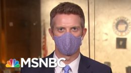 Day One Of Supreme Court Confirmation Hearing Ends With 'Clear Lines' Across The Aisle | MSNBC 5