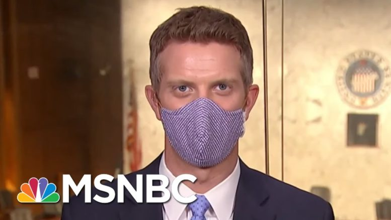Day One Of Supreme Court Confirmation Hearing Ends With 'Clear Lines' Across The Aisle | MSNBC 1