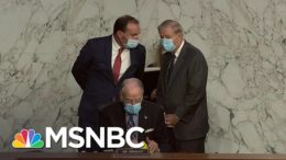 Chris: GOP Doesn't Seem To Care Who Gets Covid—So Long As Barrett Gets On The Supreme Court | MSNBC 4
