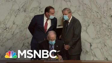 Chris: GOP Doesn't Seem To Care Who Gets Covid—So Long As Barrett Gets On The Supreme Court | MSNBC 6