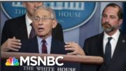 Hypocrisy 101: Ex-Covid Task Force Official On Trump Ad Using Fauci Out Of Context | All In | MSNBC 2