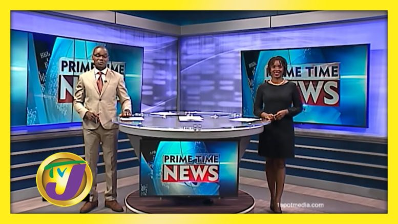 TVJ News: Headlines - October 9 2020 1